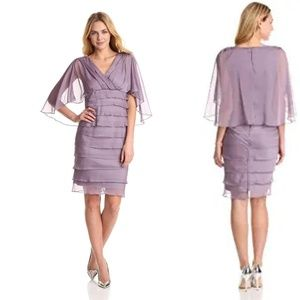 London Times new lavender dress size 6